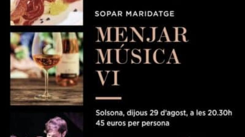 maridatge Solsona