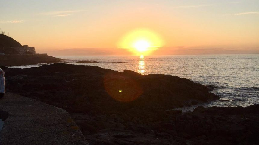 posta de sol